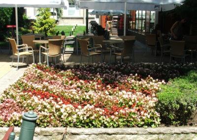 Cafe der Med. Uni Varna