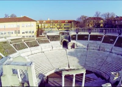 amphitheater-Plovdiv