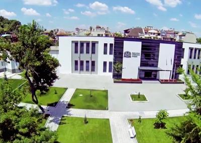 Hauptgebäude-Med-Uni-Plovdiv